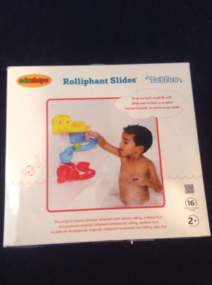 ROLLIPHANT SLIDER BATH TOY for Sale in Chicago, IL