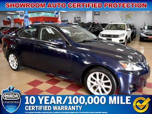 2012 Lexus IS for Sale in Long Island City, NY