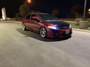 Vendo mi Honda Civic si o lo cambio por una troca Chevy 15001 for Sale in Austin, TX