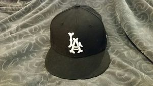 L.A. DODGERS NEW ERA 59FIFTY FITTED BASEBALL HAT 7 3/4 for Sale in Arcadia, CA