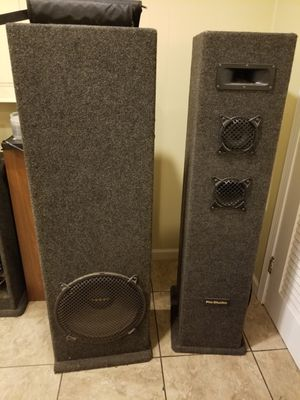 Stereo System , Speakers and Receiver Needs A New Home! for Sale in District Heights, MD