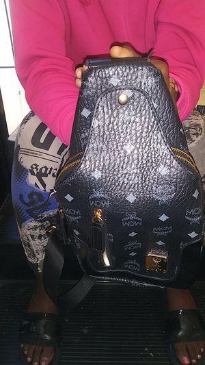 Real MCM unisex shoulder bag for Sale in Washington, DC