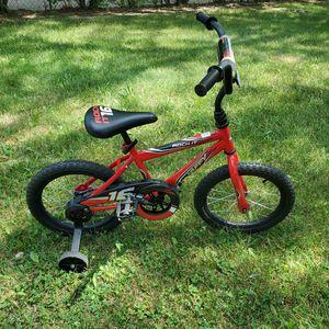 "16"" BOYS BIKE KIDS GIRLS BICYCLE TRAINING WHEELS for Sale in Sterling Heights, MI"