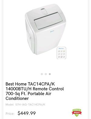 Portable ac unit for Sale in Lake View Terrace, CA
