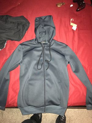 ROBINS JEANS HOODIE size: medium for Sale in Damascus, MD