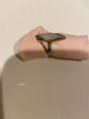 Vintage sterling silver ring , size 6 1/2 to 7 for Sale in Los Angeles, CA