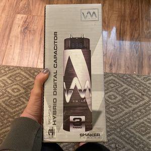 VM Audio Hybrid Digital Capacitor for Sale in Beavercreek, OR
