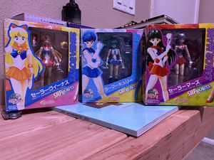 Sailor Moon Figuarts for Sale in Glendale, AZ