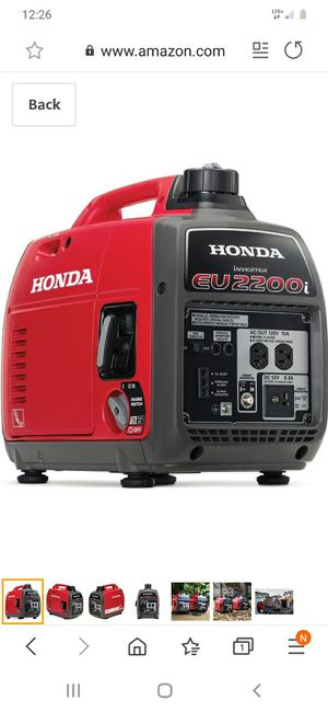 Generator for Sale in Watford City, ND