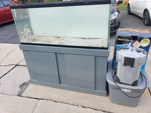 55 gal tank for Sale in York, PA