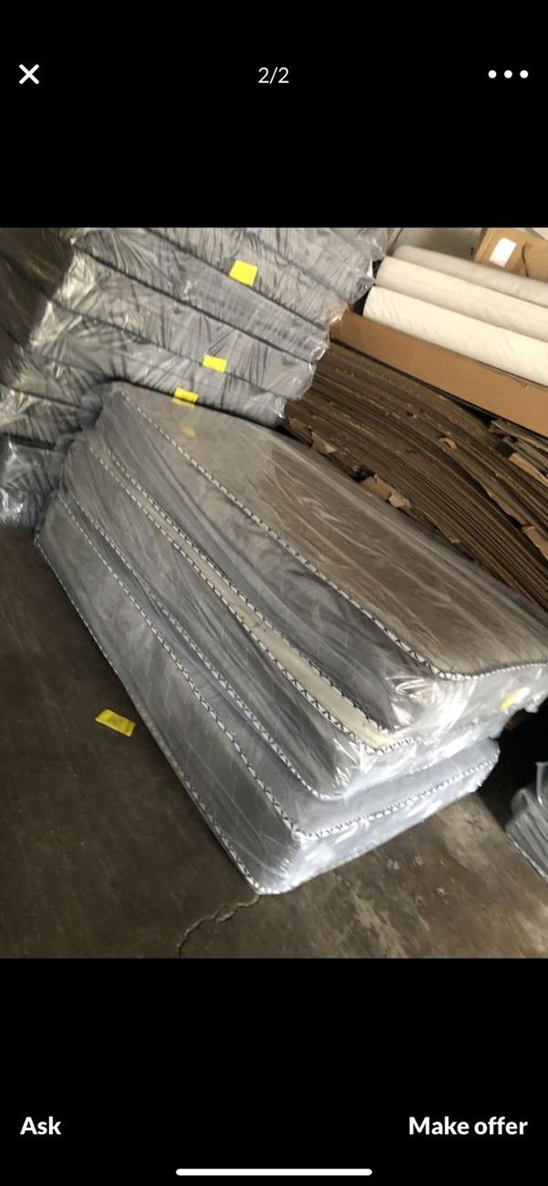 Mattress and box spring delivery available all sizes available