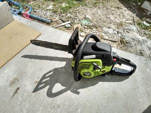 Poulan Pro Chainsaw - barely used for Sale in Haines City, FL