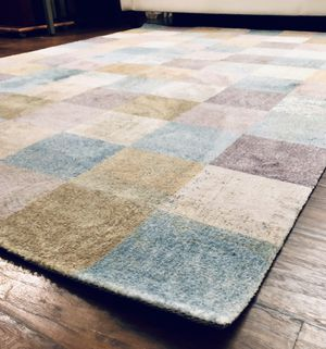 ⭐️New Edin Collection 5'X7' multi color Rug. P/U by ASHLAN AND TEMPERANCE IN CLOVIS for Sale in Clovis, CA