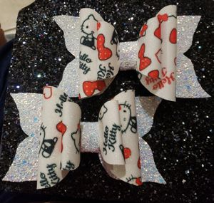 Hello kitty pigtail bows for Sale in Dallas, TX