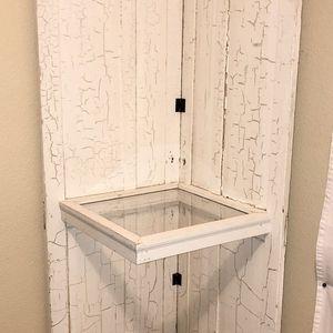 Reclaimed Wood Rustic Corner Shelf for Sale in Beaverton, OR