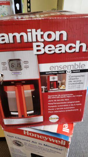 Hamilton beach Coffee maker for Sale in Melvindale, MI
