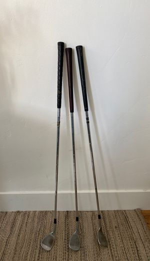 Golf clubs (51, 54, 58) for Sale in Oakland, CA