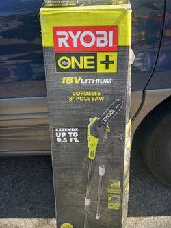 Ryobi Pole Saw Kit for Sale in Fresno,  CA