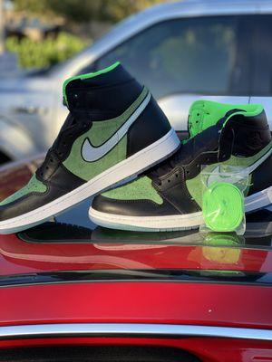"Jordan 1 hi zoom rage green ""Unreleased"" DeadStock for Sale in Chandler, AZ"