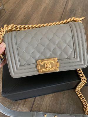 Authentic Chanel Le Boy 20cm for Sale in Las Vegas, NV