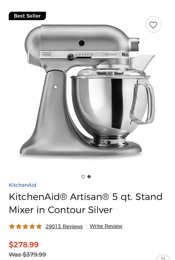 Kitchen Aide Mixer