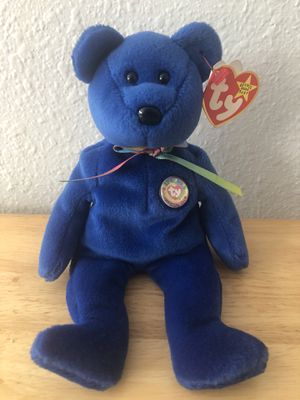Ty Beanie Babies Clubby for Sale in Riverbank, CA