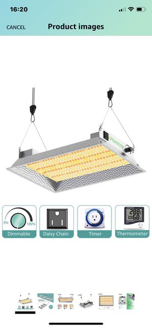 Led grow light for Sale in Potomac, MD