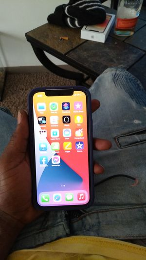 iPhone 12 4sale brand new all accessories with box Serious inquiries only for Sale in Peoria, IL
