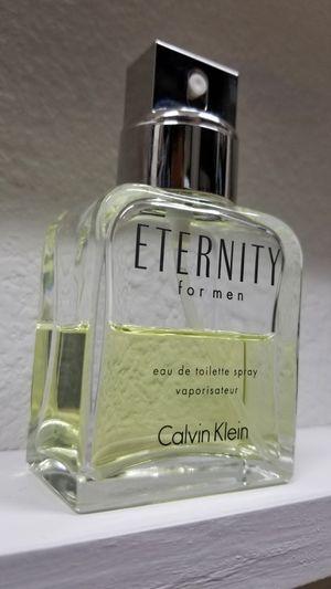 Calvin Klein ETERNITY for men cologne perfume for Sale in Las Vegas, NV