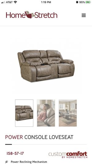 Homestretch Power Reclining Loveseats for Sale in Charleston, WV