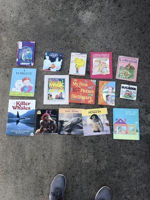 15 kids fun books for Sale in Selma, CA