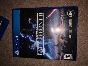 Star Wars battlefront 2 PS4 for Sale in Virginia Beach, VA