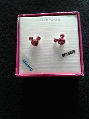 Mickey earring and necklace for Sale in San Diego, CA