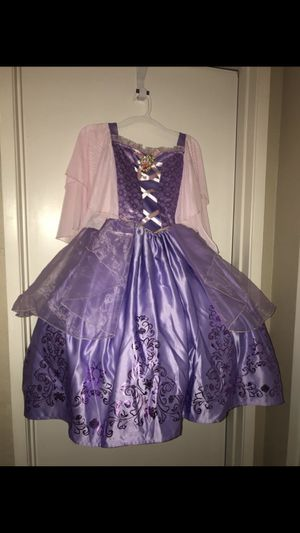 Disney Rapunzel Dress/Costume for Sale in Fontana, CA