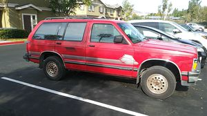 1993 Chevy Blazer 4x4, Low miles, Runs Xlnt! for Sale in Chula Vista, CA
