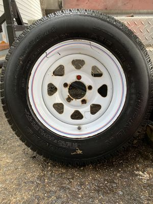 Trailer tire for Sale in Montclair, VA