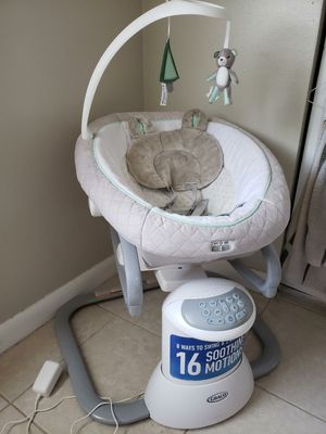 EveryWay Soother™ with Removable Rocker Baby Swing for Sale in Plantation, FL