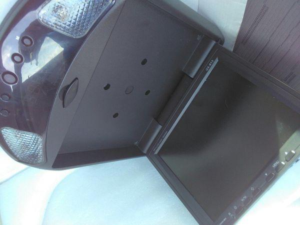 Dvd player car or van