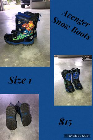 Boys Snow Boots for Sale in Spring Hill, FL