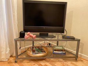 TV Stand (with TV) for Sale in Dallas, TX