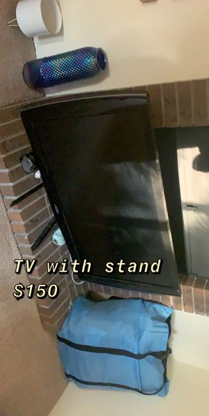 Tv with stand for Sale in Colorado Springs, CO