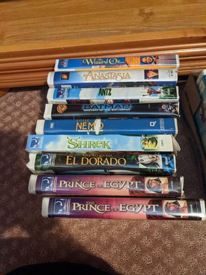 VHS kids movies for Sale in Laveen Village, AZ