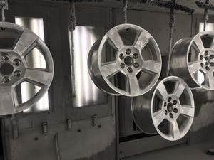 Chevy rims 20 for Sale in Arlington, TX