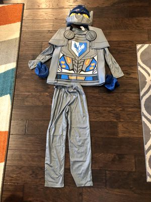 Lego Nexo Knights Clay Costume for Sale in Lewisville, TX