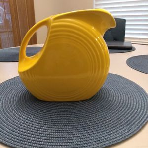 Fiesta ware 64 Oz Pitcher for Sale in Jackson Township, NJ