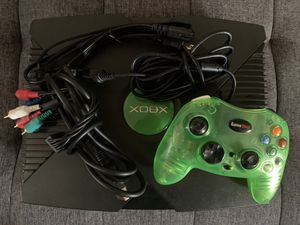 Modded Original Xbox complete + Thousands of games for Sale in Oakland, CA