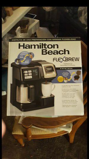 Hamilton beach 2 way coffee maker. for Sale in Las Vegas, NV