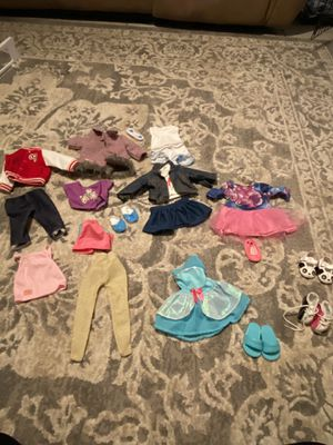 American girl Doll clothes for Sale in Phoenix, AZ