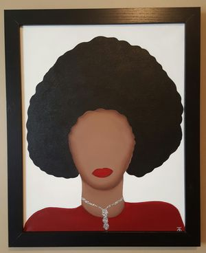 Red Afro for Sale in Chicago, IL