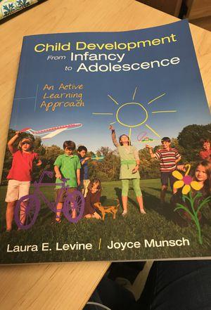 Child Development ISBN: 978-1-4522-8881-9 for Sale in West Terre Haute, IN